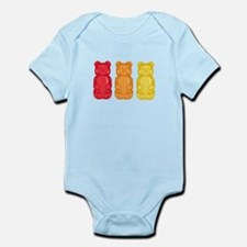 Cute Gummy bear Infant Bodysuit