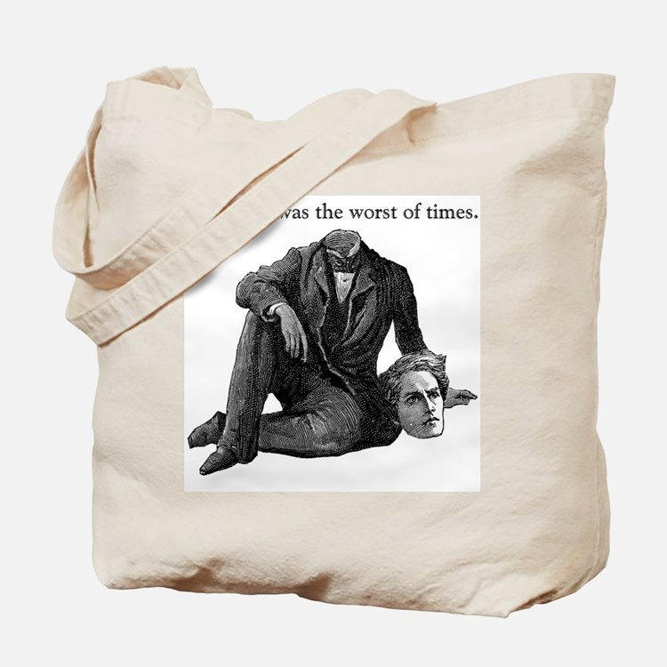 Worst of Times Tote Bag