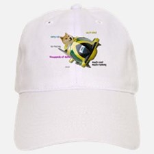 Doge funded Jamaican Bobsled Team Baseball Baseball Cap
