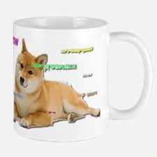 Such Wow Doge Mugs
