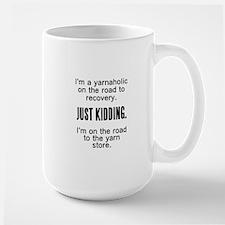 Yarnaholic Mugs