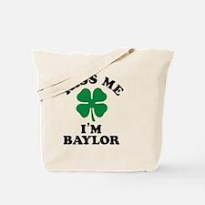 Cute Baylor Tote Bag
