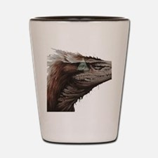 Illuminati Raptor Shot Glass