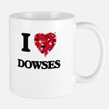 I love Dowses Massachusetts Mugs