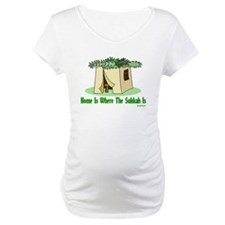 Home Is Where The Sukkah Is Shirt