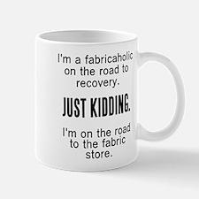 Fabricaholic Mugs