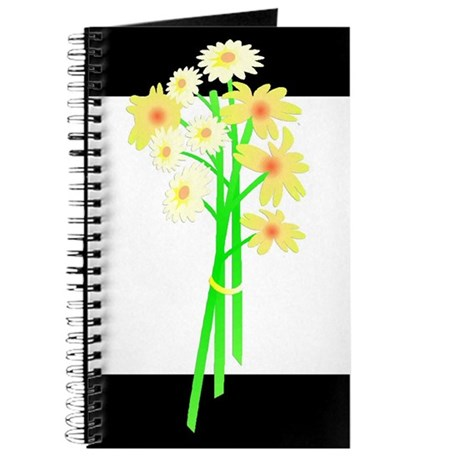 Little Daisy Bouquet Journal