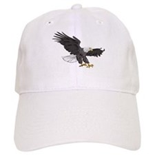 American Bald Eagle Baseball Cap