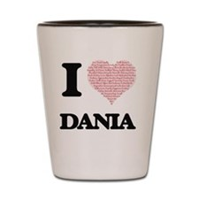 Cute Dania Shot Glass