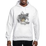 Firefighter Tattoo Hooded Sweatshirt
