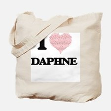 Funny Daphne Tote Bag