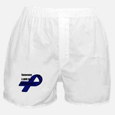 Cute Blue ribbon Boxer Shorts