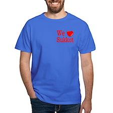 We Love Sukkot T-Shirt