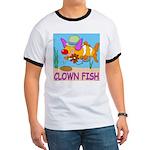 Clown Fish Ringer T