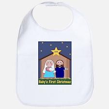Cool Nativity Bib