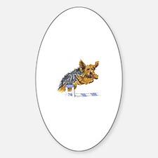 Otterhound Sticker (Oval)