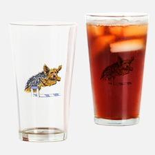 Otterhound Drinking Glass