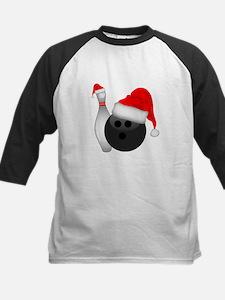 Christmas Bowling Baseball Jersey