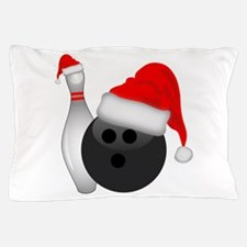Christmas Bowling Pillow Case