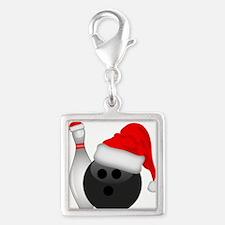 Christmas Bowling Charms