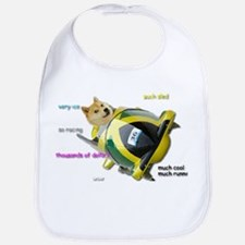 Doge funded Jamaican Bobsled Team Bib