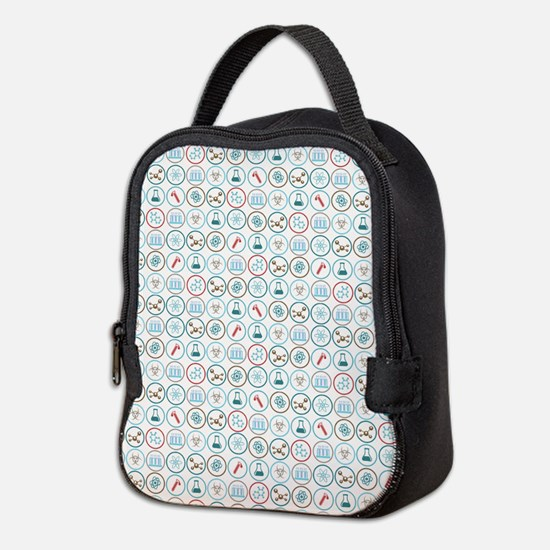 Pattern of Science - Ep. 2 Neoprene Lunch Bag