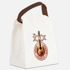 THE TRIPLE X'S Canvas Lunch Bag