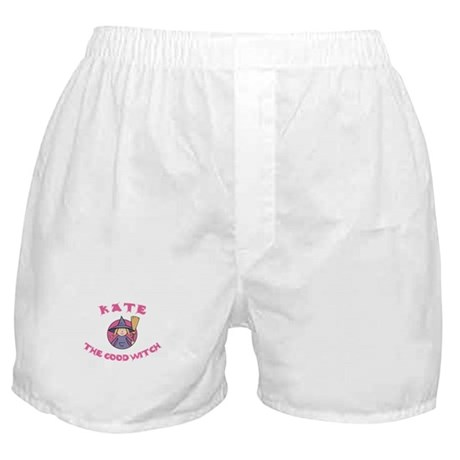 Kate the Good Witch Boxer Shorts