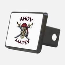 Pirate Skull Ahoy Hitch Cover