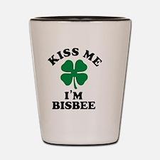 Unique Bisbee Shot Glass