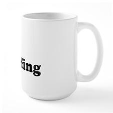I (Heart) Windsurfing Mug