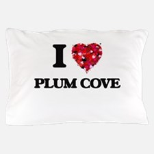 I love Plum Cove Massachusetts Pillow Case