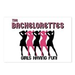 The Bachelorettes Postcards (Package of 8)