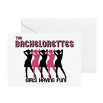 The Bachelorettes Greeting Card