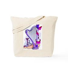 The Harp Tote Bag