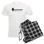 Bigfootology Bar Logo Pajamas