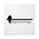 Bigfootology Bar Logo Queen Duvet