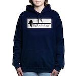 Bigfootology Bar Logo Women's Hooded Sweatshirt
