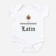 Motu Proprio Infant Bodysuit