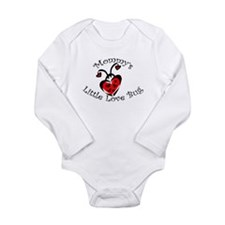 Funny Mommy Long Sleeve Infant Bodysuit