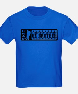 Proudly Support Bro  - USAF T