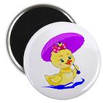 Baby Duck Magnet