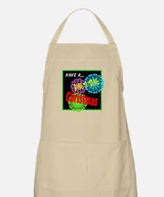 Ring-a-Ding Christmas Apron