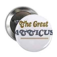 "Atticus 2.25"" Button (10 pack)"