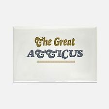 Atticus Rectangle Magnet