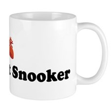 I (Heart) Trick Shot Snooker Small Mug
