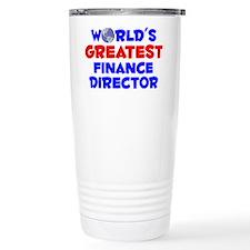 Cute World%27s greatest director Travel Mug