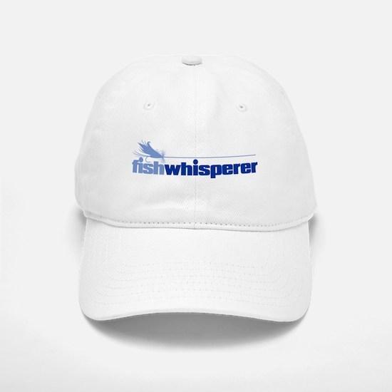 fishwhisperer 4 Baseball Hat