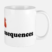 I (Heart) Truth Or Consequenc Mug