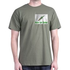 Mover and shaker. T-Shirt